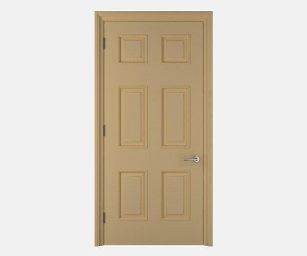 Shadbolt_Atkinson_Lacquered_panelled_doors_Beige_RAL_1001