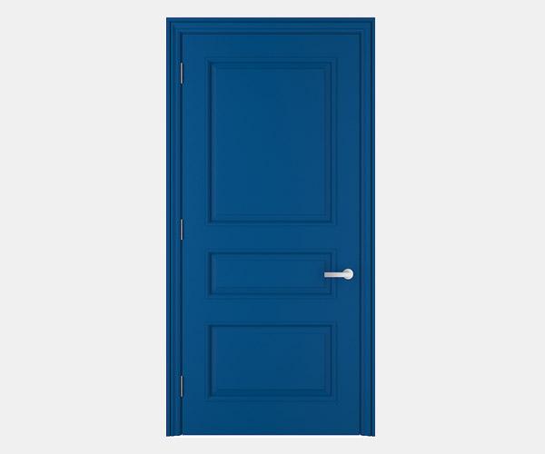 Shadbolt_Kielder_Lacquered_panelled_doors_Signal_Blue_RAL_5005