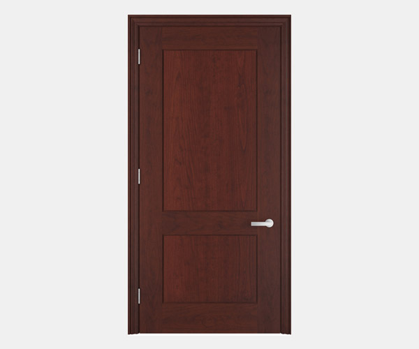 Shadbolt_Wyre_veneered_panelled_doors_CC_American_Cherry_Stained