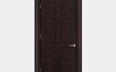 Shadbolt Timeless Type16 hardwood panelled door