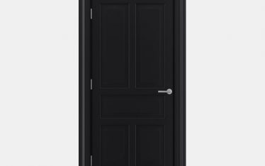 Shadbolt Timeless Type17 hardwood panelled door