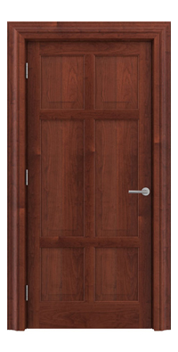 Shadbolt_Type10_Timeless_Hardwood_Door_in_American_Cherry_veneer