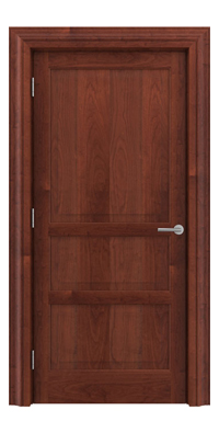 Shadbolt Type11 Timeless Hardwood Door in American Cherry veneer
