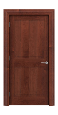 Shadbolt_Type1_Timeless_Hardwood_Door_American_Cherry_veneer
