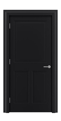 Shadbolt_Type2_Timeless_Hardwood_Door_RAL9005