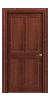 Shadbolt_Type3_Timeless_Hardwood_Door_American_Cherry