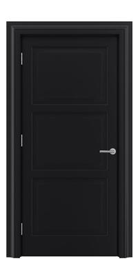 Shadbolt_Type5_Timeless_Hardwood_Door_in_RAL9005_paint_finish