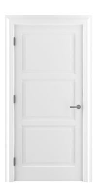 Shadbolt_Type5_Timeless_Hardwood_Door_in_RAL9010_paint_finish