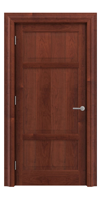 Shadbolt_Type9_Timeless_Hardwood_Door_in_American_Cherry_veneer