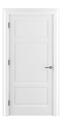 Shadbolt_Type9_Timeless_Hardwood_Door_in_RAL_9010_paint_finish
