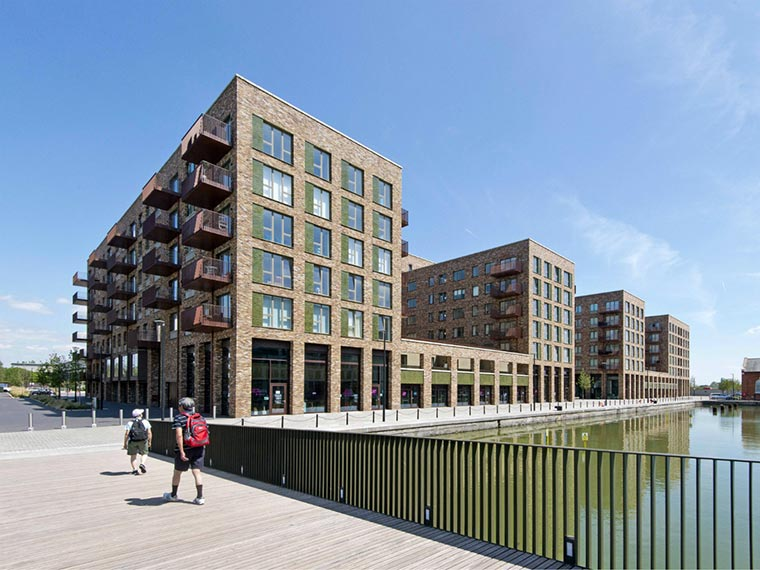 December 2018 - New/Completed projects - Royal Albert Dock