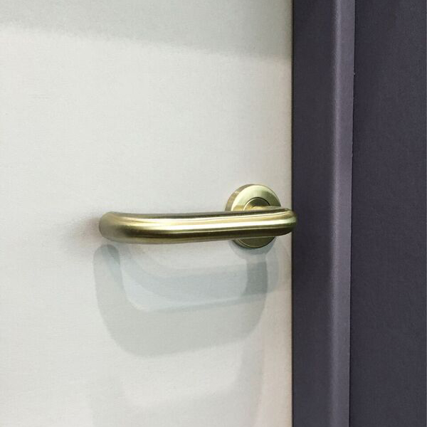 Shadclean-door-and-frame-with-door-handle