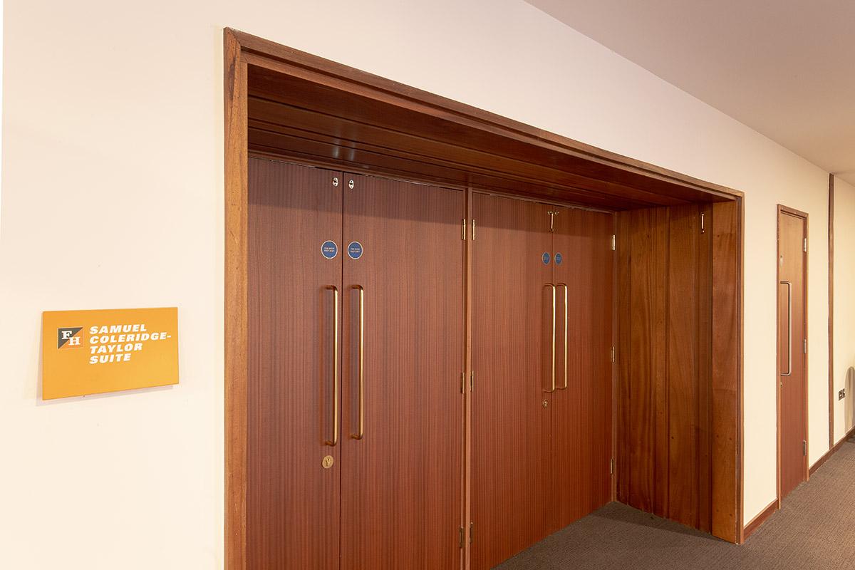 Shadbolt_Fairfield_Halls_Double_Sapele_veneered_fire_doors